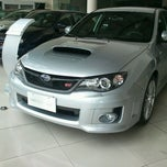 Photo taken at Motor Image Philippines [Subaru] by ariel on 6/1/2012