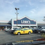 Photo taken at Lowe's Home Improvement by Gregory Scott M. on 2/25/2012