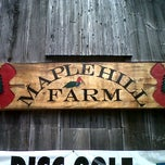 Photo taken at Maple Hill Farm by Avery J. on 8/18/2012