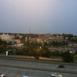 Photo taken at 4th Street Parking Deck by Bri C. on 7/5/2012