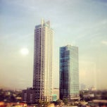 Photo taken at Menara Sudirman by daniel s. on 9/12/2012