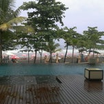 Photo taken at Anantara Seminyak Bali Resort & Spa by Arie E. on 3/13/2012
