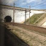 Photo taken at Eurotunnel Victor Hugo Terminal by Alan J. on 6/1/2012