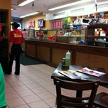 Photo taken at Sophie's Cuban Cuisine by samantha on 8/16/2012