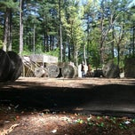 Photo taken at Boston Paintball by Dorothy T. on 5/12/2012