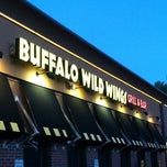 Photo taken at Buffalo Wild Wings by Amanda P. on 9/5/2012