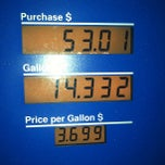 "Photo taken at Exxon by Wade ""DJ Wade-O"" H. on 3/3/2012"