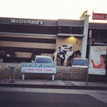 Photo taken at McDonald's by David H. on 8/20/2012