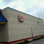 Photo taken at Burger King by Danny Z. on 4/29/2012