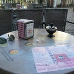 Photo taken at Bagels & Beans Vlissingen by Jeanine A. on 9/9/2012