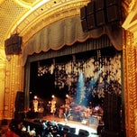 Photo taken at State Theatre by Kyle M. on 4/15/2012