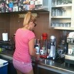 Photo taken at ELINA Cafe Snack Bar by Mariva S. on 9/4/2012