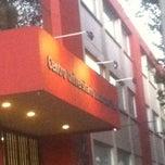 Photo taken at Centro Universitario Incarnate Word by Jair A. on 3/21/2012