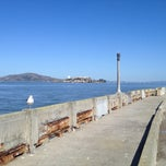 Photo taken at Fort Mason Municipal Pier by Chris R. on 2/19/2012