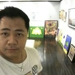 Photo taken at Omm Gallery by Siriphong P. on 6/27/2012