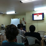 Photo taken at Centro Reuniones Organo Gold by Bernardo A. on 6/26/2012