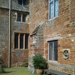 Photo taken at Canons Ashby House by Jude on 9/1/2012