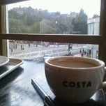 Photo taken at Costa Coffee by Varvara B. on 8/24/2012