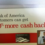 Photo taken at Bank of America by Thomas P. on 2/21/2012