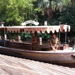 Photo taken at Jungle Cruise by Corey M. on 5/30/2012