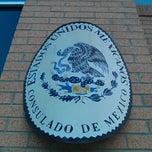 Photo taken at Consulado General De Mexico En Raleigh by Ross H. on 4/30/2012