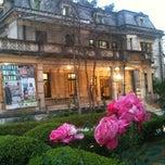 Photo taken at Casa das Rosas by Jorge (JP) P. on 9/5/2012