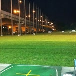 Photo taken at Pelangi Public Golf Driving Range by Benjamin C. on 5/8/2012
