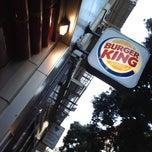 Photo taken at Burger King by AQUARIUSDEJLOAF on 7/3/2012
