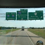 Photo taken at West Memphis Gateway Lights by Christopher C. on 6/9/2012