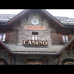 Photo taken at Casino de Megève by Kevin D. on 7/22/2012