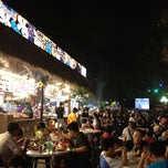 Photo taken at Sungai Pinang Food Court (檳榔河) by awies U. on 8/26/2012