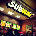 Photo taken at Subway by Lucas B. on 8/30/2012