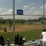 Photo taken at Batesville Baseball Fields by Doug V. on 5/5/2012