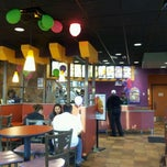 Photo taken at Taco Bell by Jimmy P. on 4/26/2012