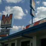 Photo taken at Whataburger by Marty O. on 9/12/2012