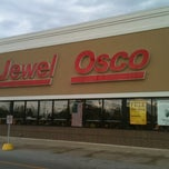 Photo taken at Jewel-Osco by Timothy on 8/9/2012