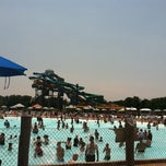 Photo taken at Zoombezi Bay Waterpark by Becky B. on 7/1/2012