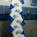 Photo taken at White Castle by Rob L. on 4/8/2012