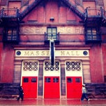 Photo taken at Massey Hall by Kanwar S. on 2/24/2012