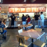 Photo taken at Chipotle Mexican Grill by Kaushal P. on 8/27/2012