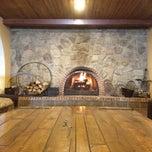 Photo taken at Bromley Sun Lodge Peru (Vermont) by Carmen K. on 3/1/2012