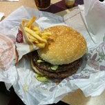 Photo taken at Burger King by Luis R. on 9/5/2012
