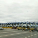 Photo taken at NLEx Bocaue Toll Barrier by Lowell Ian B. on 3/25/2012