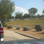 Photo taken at Frontier Elementary School by Marie B. on 8/21/2012