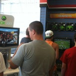 Photo taken at GameStop by Brian Z. on 8/25/2012