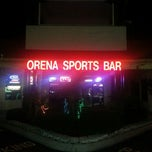 Photo taken at Orena Sports Bar by Daniel A. on 8/19/2012