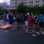 Photo taken at Pantherfanz Tailgate by Keri M. on 8/11/2012