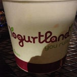 Photo taken at Yogurtland by Jenny on 7/10/2012