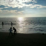 Photo taken at Pantai Padang by Andro C. on 2/13/2012