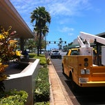 Photo taken at Lihue Airport (LIH) by Ruben P. on 6/27/2012